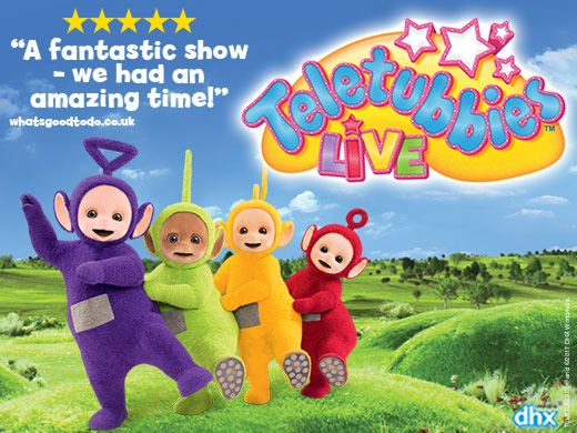 Teletubbies Big Hugs (Dorking)