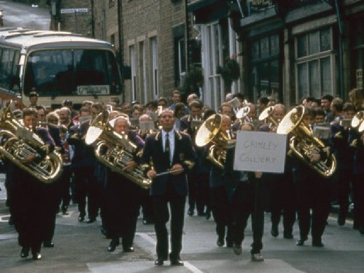 Brassed Off Live-