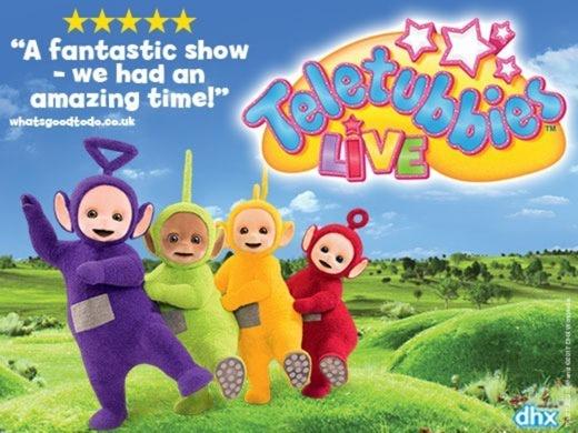 Teletubbies Live (Telford)