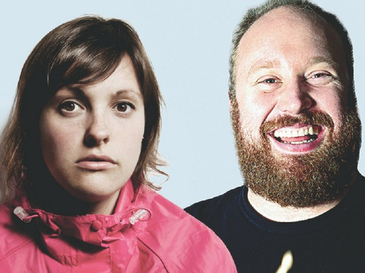 Josie Long and Jonny Donahue Are Having A Baby (With You)