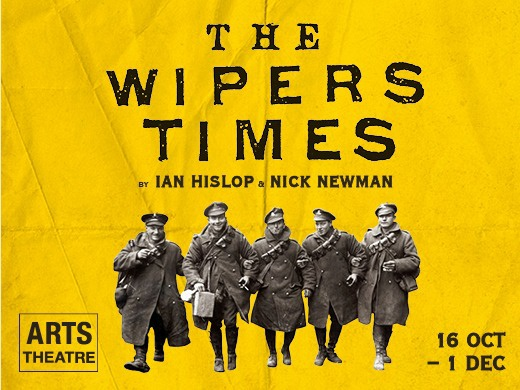 The Wipers Times-
