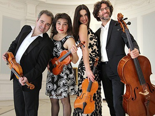 RTE Contempo String Quartet