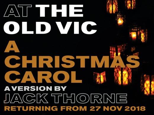 A Christmas Carol at The Old Vic-