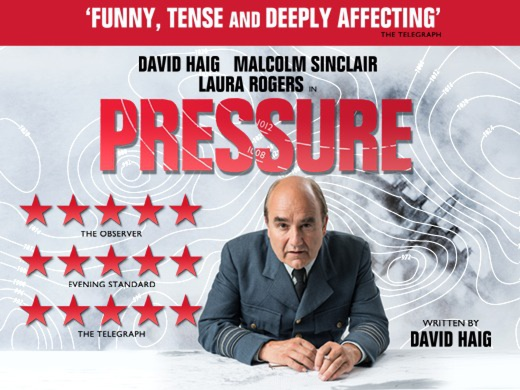 Pressure at the Ambassadors Theatre