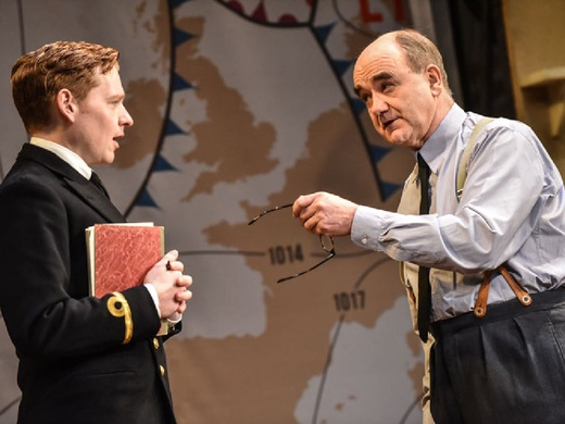 Pressure at the Ambassadors Theatre-