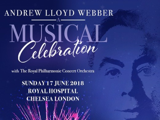 Live at Chelsea: Andrew Lloyd Webber tickets - London   From