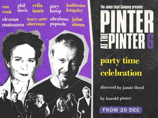 PINTER SIX - Party Time / Celebration#1