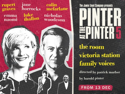PINTER FIVE - The Room / ...