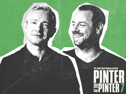 PINTER SEVEN - The Dumb Waiter / A Slight Ache