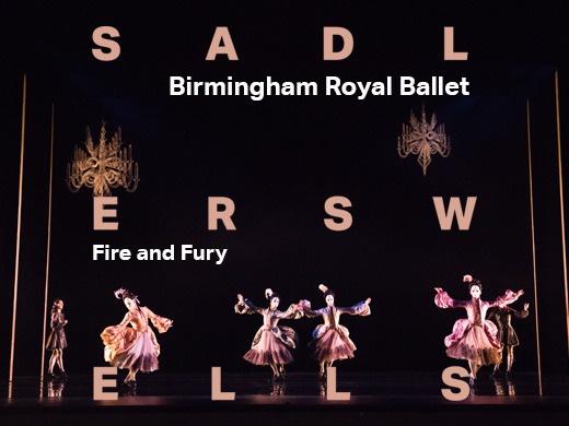 Birmingham Royal Ballet — Fire and ...
