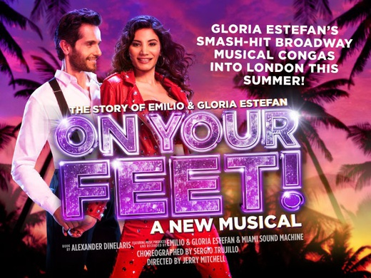 ON YOUR FEET! The Story of ...