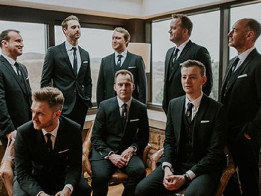 Only Men Aloud - Gala Concert