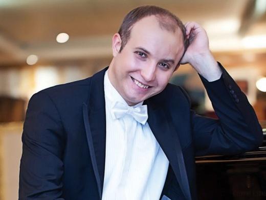 Alexander Gavrylyuk piano