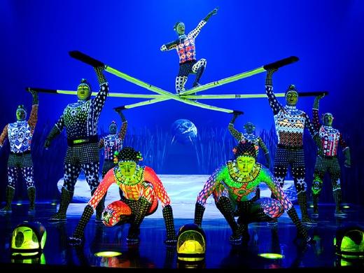 Cirque Du Soleil presents Totem 2019-
