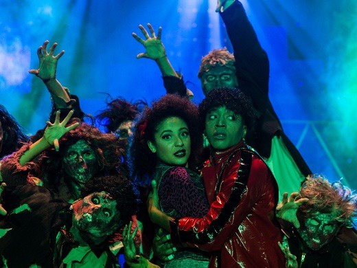 THRILLER LIVE Show & Free Meal-