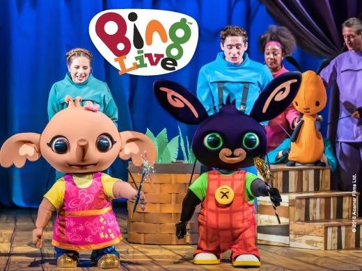 Bing Live! (Darlington)-