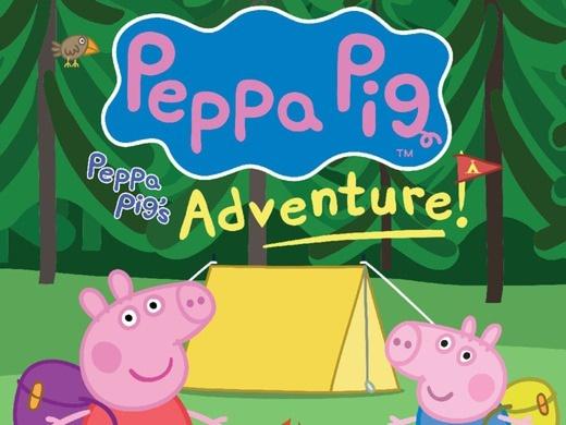 Peppa Pig's Adventure (Reading)