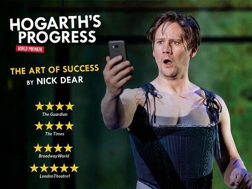 Hogarth's Progress: The Art Of Success