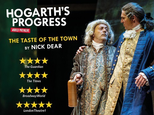 Hogarth's Progress: The Taste Of The ...