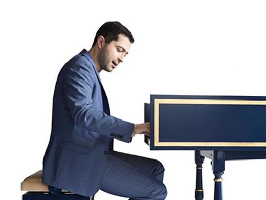 Mahan Esfahani harpsichord