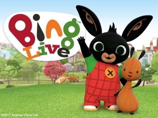 Bing Live! (Bloomsbury)