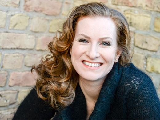 Paula Murrihy mezzo-soprano
