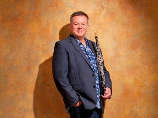 Nicholas Daniel oboe