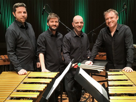 Colin Currie Quartet