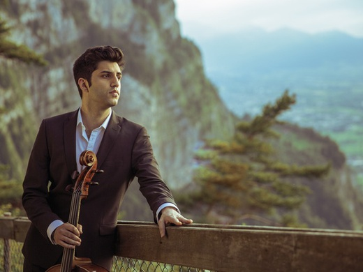 Kian Soltani cello