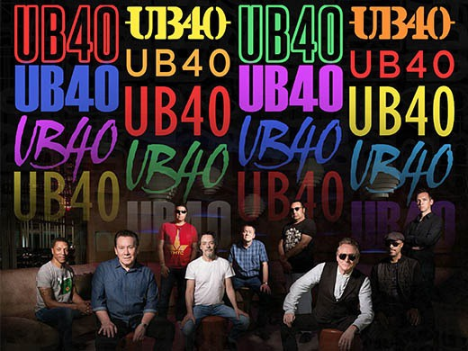 UB40 - 40th Anniversary Tour