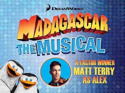 Madagascar The Musical (Swansea)