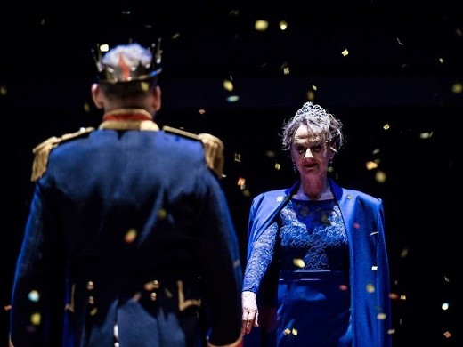 Macbeth - RSC at the Barbican-