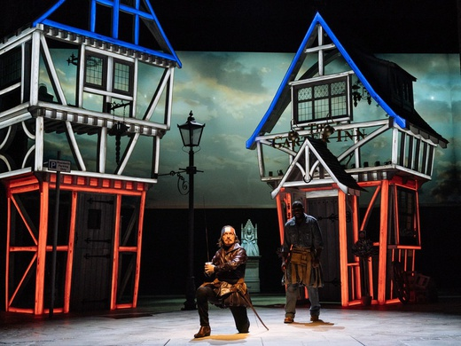 The Merry Wives of Windsor - RSC at the Barbican-