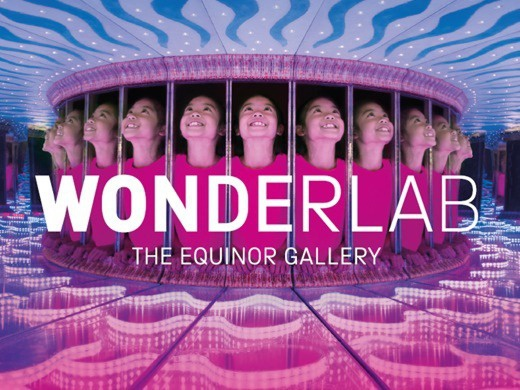 Wonderlab: The Equinor Gallery