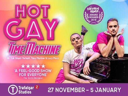 Hot Gay Time Machine