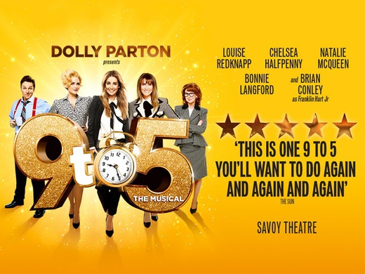 Dolly Parton presents: 9 to 5 The Musical