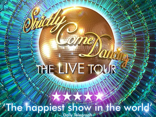 Strictly Come Dancing The Live Tour ...