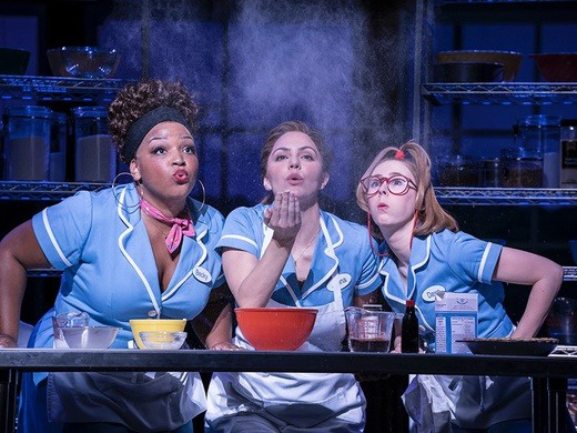 Waitress + free afternoon tea with a glass of prosecco at Cafe Rouge-