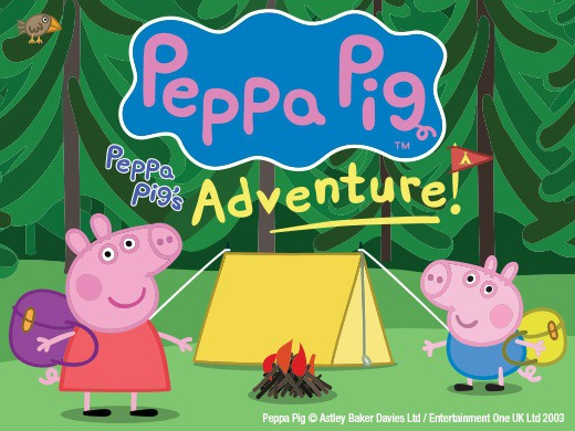 Peppa Pig S Adventure London Tickets London From The Box Office