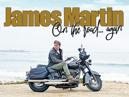 James Martin - On the Road... ...