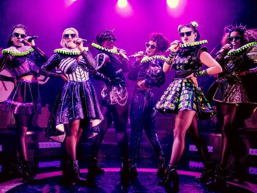 Six The Musical (Arts Theatre London)-