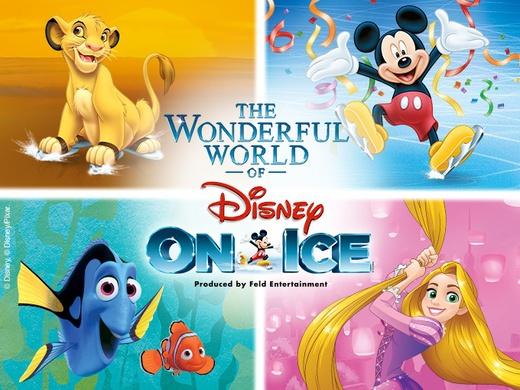 The Wonderful World of Disney On ...