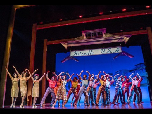 Motown The Musical Show and Free Meal-