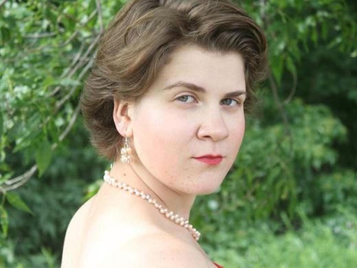 Ema Nikolovska mezzo-soprano