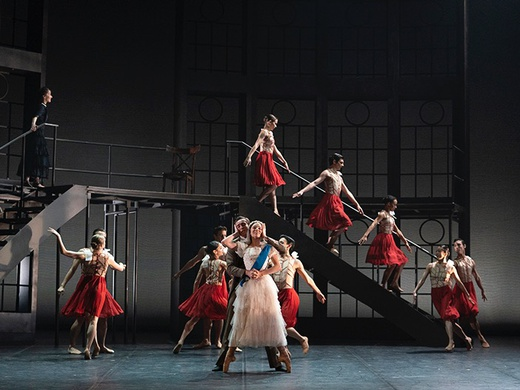 Northern Ballet Victoria-