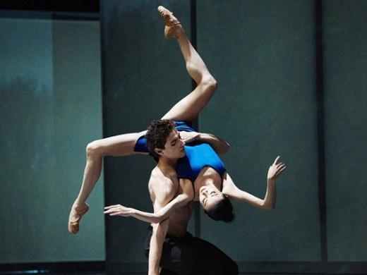 San Francisco Ballet - McIntyre/Wheeldon/Dawson