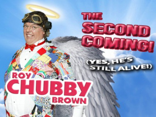 Consider, that Roy chubby brown walks off amusing