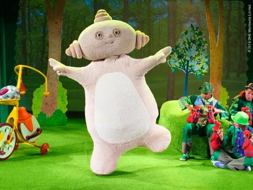 In the Night Garden Live (Jersey)-