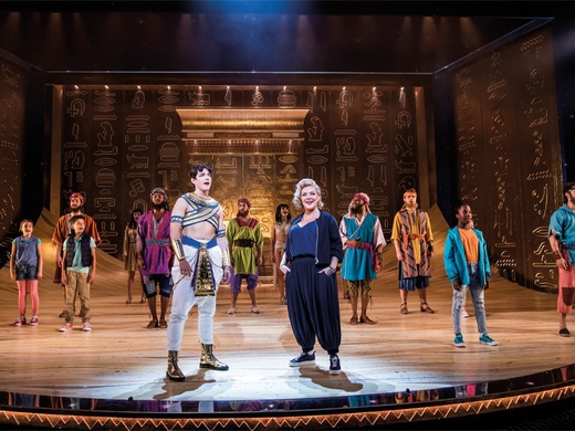 Joseph and the Amazing Technicolor Dreamcoat-