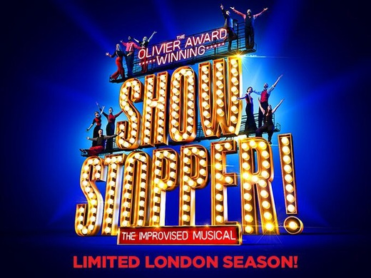 Showstopper! The Improvised Musical @ The Lyric Theatre